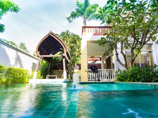 AnB Pool villa in Pattaya - close to Jomtien beach