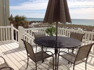'Seas The Day'  Spectacular Gulf Front View!  End of Summer Discounts