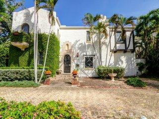 Enchanted Villa on Millionaires Row by Delano! Beaux Arts Festival of Art!