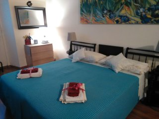 Ca' Sanlò an holiday apartment near to the Acquario of Genoa! Cod.010025-LT-0979