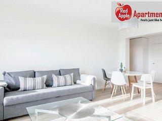 Stylish Scandinavian 2 bedroom Apartment - 7572