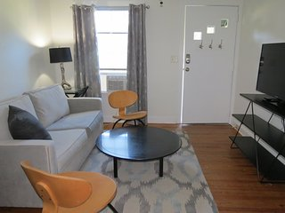 Available December 1, 2017 - Apartment 3 - Furnished 2bd/1ba w/Back Deck