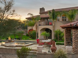 MAGNIFICENT PARADISE VALLEY ESTATE