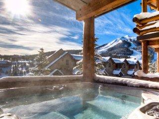 Saddle Ridge A3 ~ Montana Mountain Escape Chalet