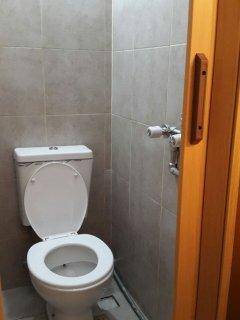 Baño exclusivo del depto. 108-B Con ducha.