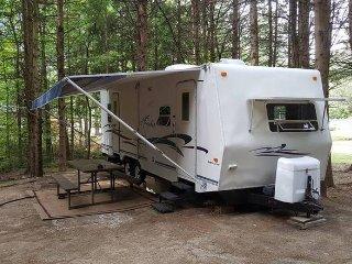 Martin Stream Campground - Campervan 1