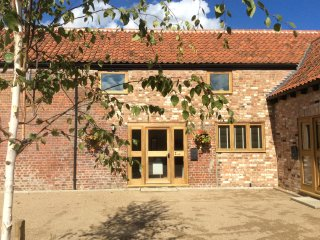 Holiday cottage in The fenlands nr Wisbech Cambridgeshire Luxury Barn Sleeps 4