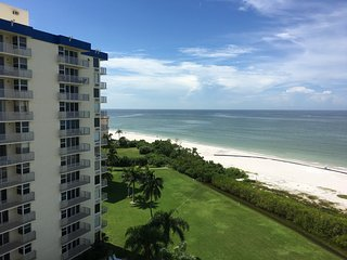 Amazing Gulf View from 9th Floor Condo on the Beach