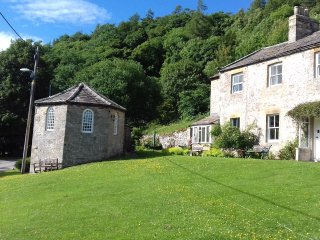 Apple Tree Cottage, off the beaten track near Marske in Swaledale