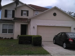6 bedroom with pool/spa close to Disney World