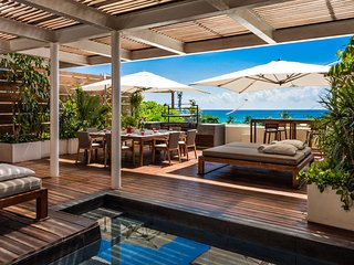 Grand LUXURY Villa w/ OCEAN View, Rooftop & Plunge Pool! ~