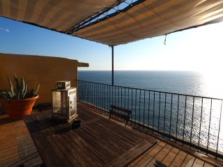 La Lampara Sea View Terrace Apartment