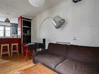 Charming apartment history center of Paris