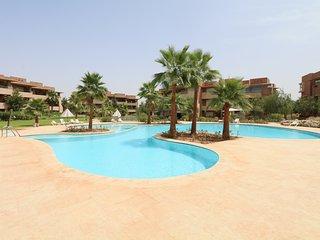 Appartement de prestige avec piscine et parcous de golf