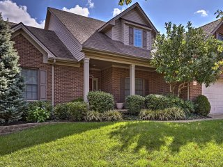 NEW! 4BR Lexington House w/ Spacious Deck!