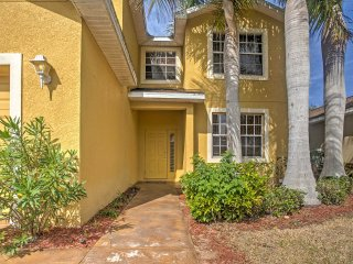 NEW! 4BR Fort Myers House Near Golf Course & Beach