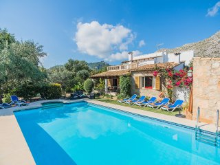 Villa with private pool in Pollensa (Can Boseta)