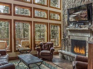 Luxurious Mountain Cabin On The La Plata River - Awesome Views and Deck