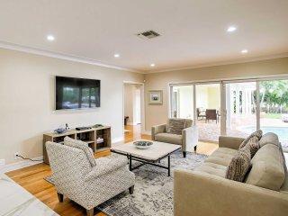 Luxury Fort Lauderdale Home w/Pool on Intracoastal