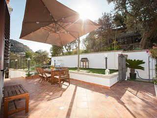 Amalfi Coast La Casa Del Saraceno with private terrace and sea view