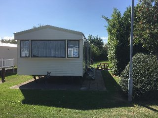 Caravan at Haven Holidays, Caister-on-Sea