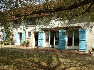 Vakantiehuis 'Le Corbier'