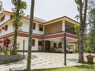 4-bedroom villa amidst rich plantations