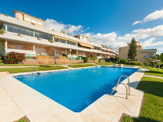 Spacious 3 bedroom, 2 bathroom apartment in Cabopino