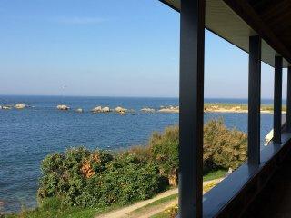 Villa Ty Ar Mor au bord de la mer avec sa piscine privée
