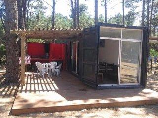 Casa Contenedor (bosque De Pinos)