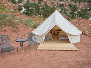 Zion Glamping Adventures -Tent 5