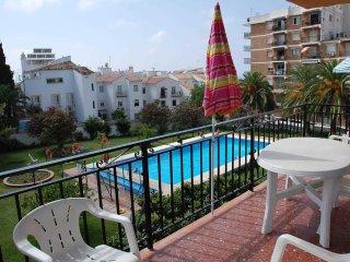 Acapulco 21 Apartamento 3 dormitorios, Piscina, A/A, Parking, Wifi junto a playa