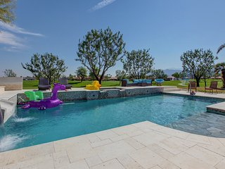 PGA West Dream Home Located Off the 18th Hole Tee Off of the Weiskopf Course!