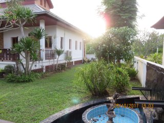 Nice & tastefully decorated 3 Bedroom 2 Bathroom home for rent Hua Hin