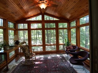 Woodland Sanctuary on 25 acres