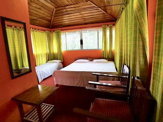 OUTBACK COORG HOMESTAY-Bedroom 4