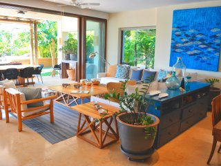 101 B Stunnning beach front Condo in Punta de Mita Location