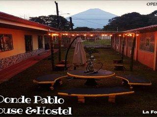 Donde Pablo Hostel