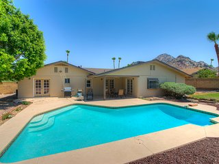 Beautiful 4BR/3BA Home w/ Pool Near The Biltmore!