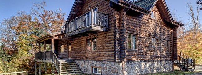 Mont Tremblant Blueberry Lake 4 Bedroom 3 Bathroom Chalet