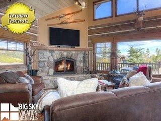 Big Sky Resort | Powder Ridge Cabin 18 Manitou