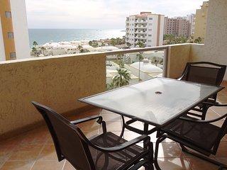 Spectacular 2 Bedroom Condo on Sandy Beach at Las Palmas Resort  D-505