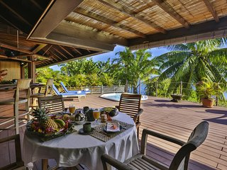 MOOREA - Villa Varua Dream
