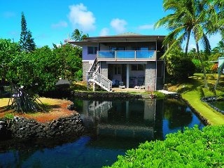 Step Into Your Private, Tropical, Aquatic Pond & the Big Blue Pacific Ocean!