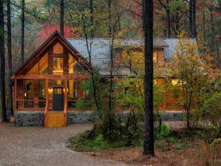 Not Today Exquisite Luxury Cabin Near Broken Bow/Beavers Bend State Park