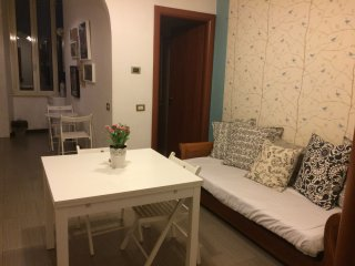 Conte Verde apartment in Termini Stazione with WiFi, integrated air conditioning