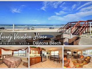 Luxury Oceanfront Home - 4BR/2BA - #NorthVilla