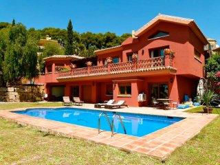Luxury Villa near Marbella.