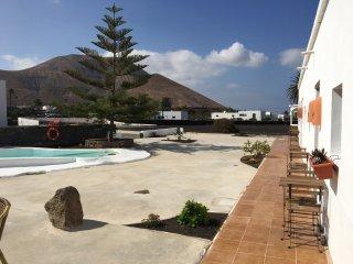 Casa Volcan y mar (Apto. Mar de Jable)