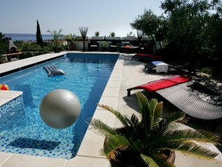 Beautiful villa with pool with seaview for rent, Ciovo